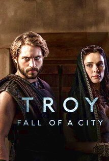 Troy - Fall of a City - Legendada Séries Torrent Download capa