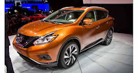 2015 Nissan Murano Stylish and Elegant Cross Over