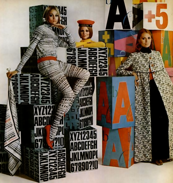 Sweet Jane The Name Is The Game Rudi Gernreich 1968