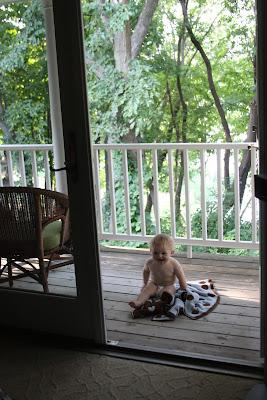 A Peek Into My Home: The Balcony