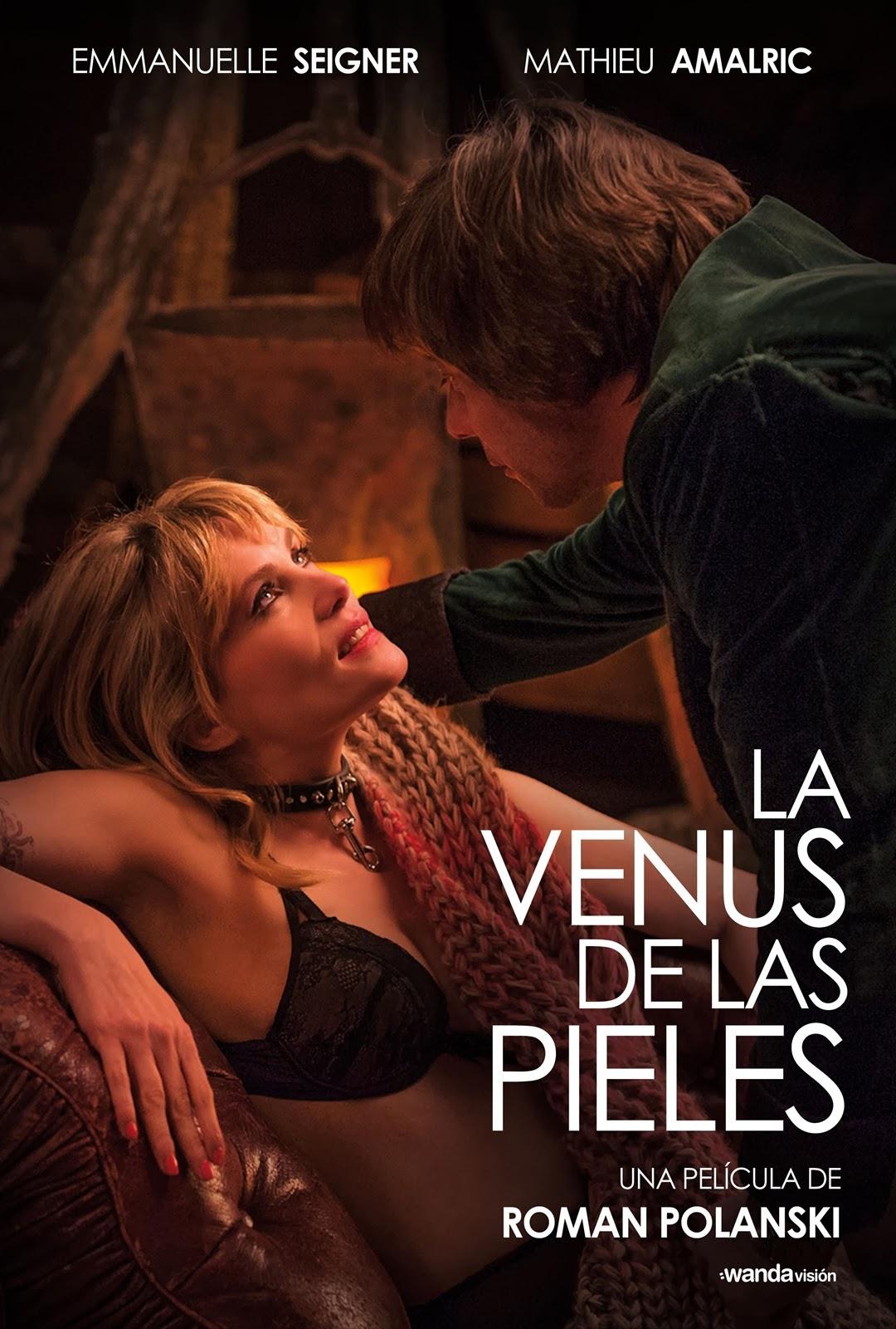 La venus de las pieles, dirigida por Roman Polanski