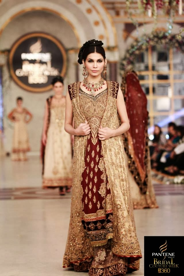 Pantene Bridal Couture Week last day lahore