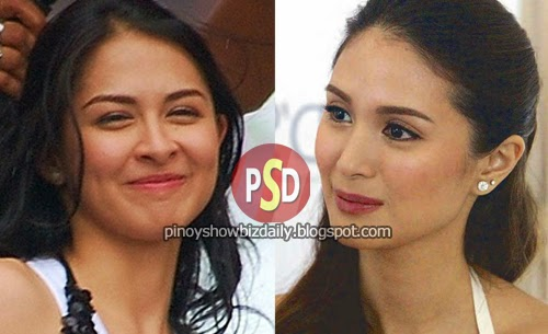 Marian Rivera makes a foul statement against Heart Evangelista