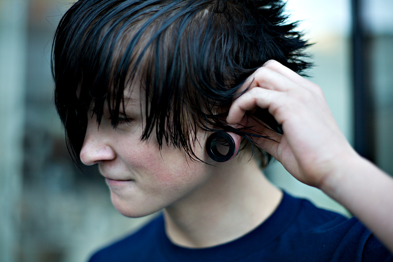 Hair Style Emo Boy