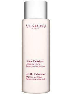 Clarins Gentle Exfoliator Brightening Toner