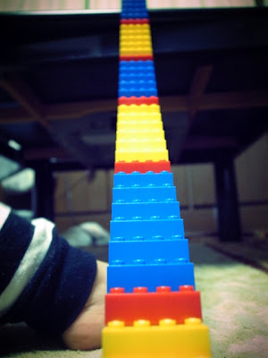 レゴ 天国への階段