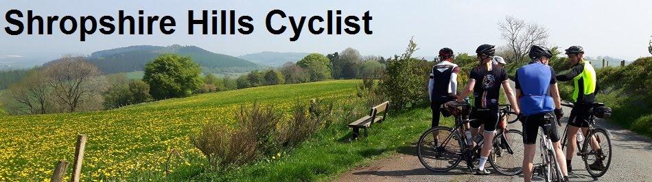 Shropshire Hills Cyclist