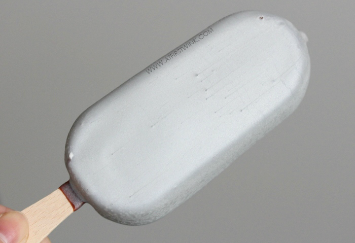 Magnum with silver coating