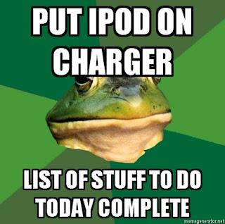 foul bachelor frog to do list