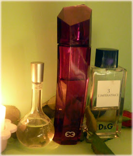 Hollister, Escada Magnetism, D&G No.3 L'Imperatrice