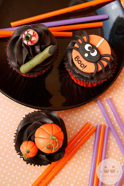 cupcakes-de-calabaza-halloween