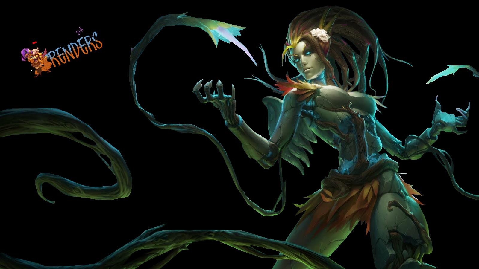 RENDER Haunted Zyra