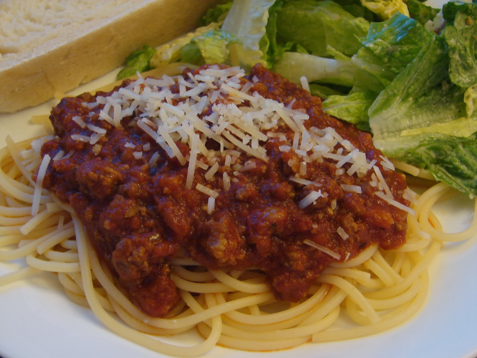 A Bear In The Kitchen Slow Cooker Olive Garden Meat Sauce