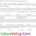 Đề thi thử ĐH môn Lý 2013 THPT Thuận Thành 1 (có đáp án)