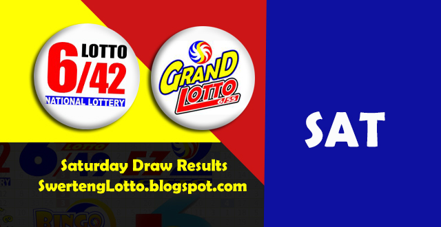 August 1, 2015 for 6/42 Lotto and 6/55 Grand Lotto PCSO Draw Results