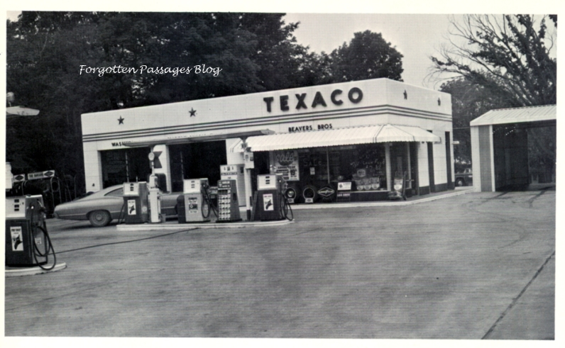 forgotten passages gas stations of our past. Black Bedroom Furniture Sets. Home Design Ideas