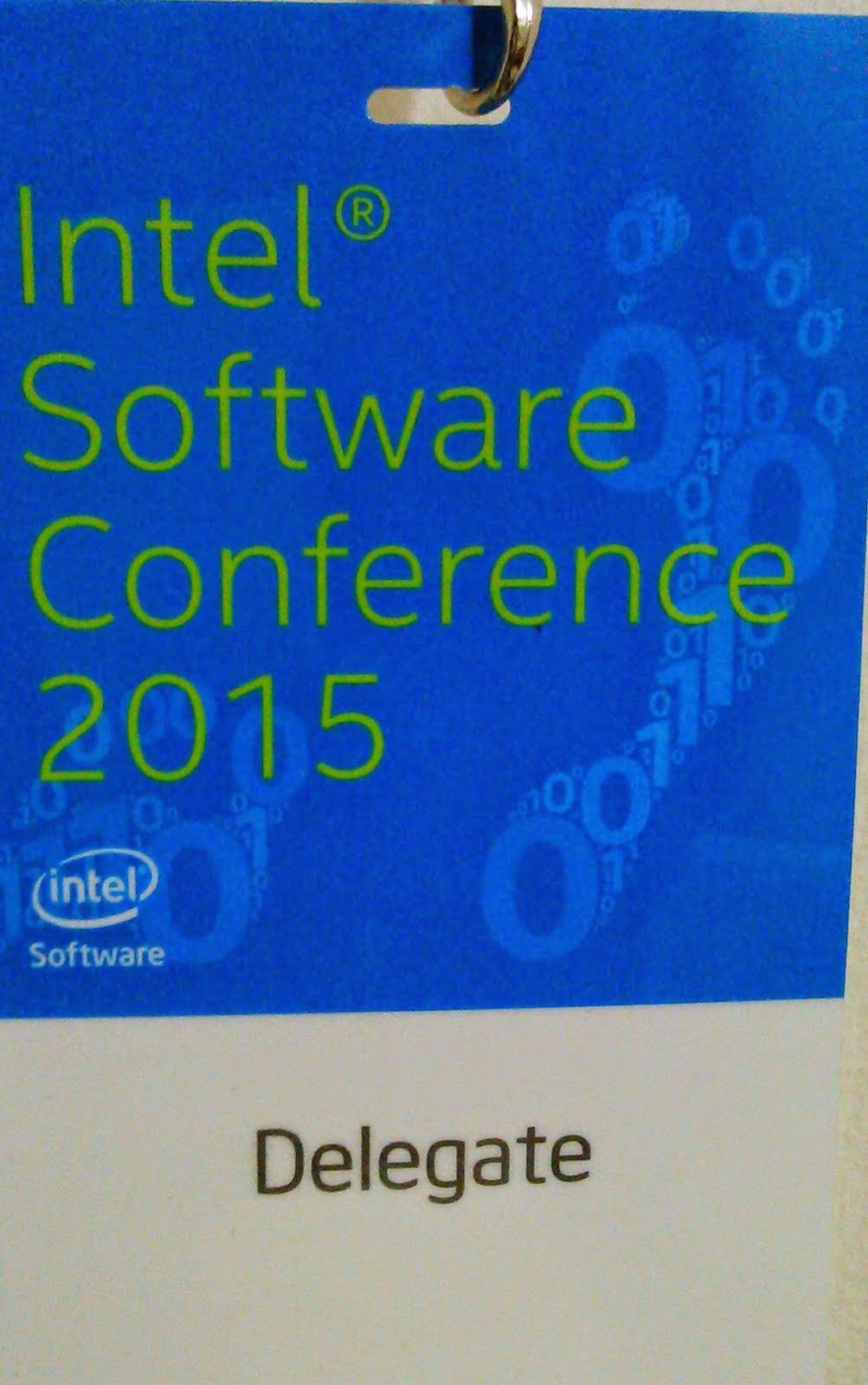 Intel Software Conference 2015