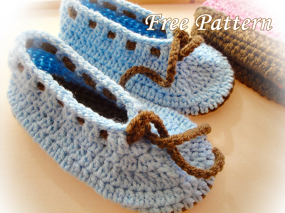 Cayetanna Crafters Blog Free Crochet Slippers Pattern Lolitas