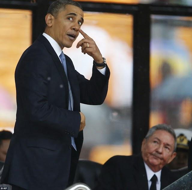 Obama's Treason is the New Patriotism