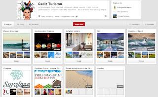 Turismo y Pinterest