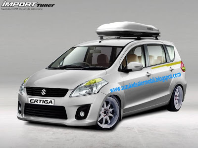 ertiga box pack travel