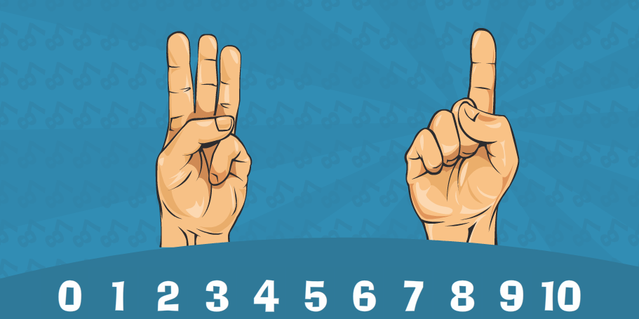 http://duckiedeck.com/play/finger-counting