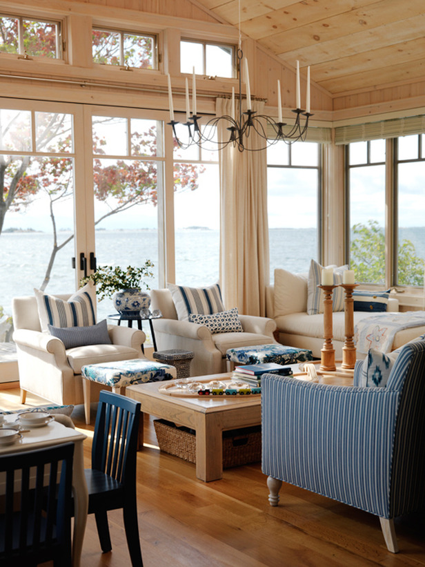 Homestyling101 Peeping Tom Tuesday Sarah Richardson 39 S Summer Cabin