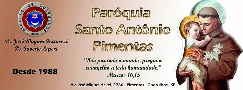 Paróquia Santo Antonio Pimentas