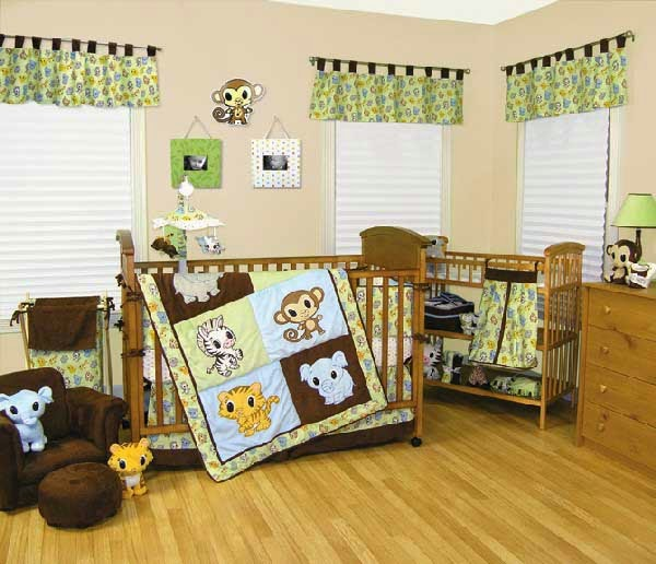 nursery decor ideas baby bedding for boys animal