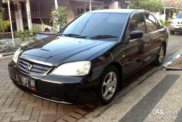 Jual Honda New Civic Vti Manual Seken, Th2001, 103jt ...