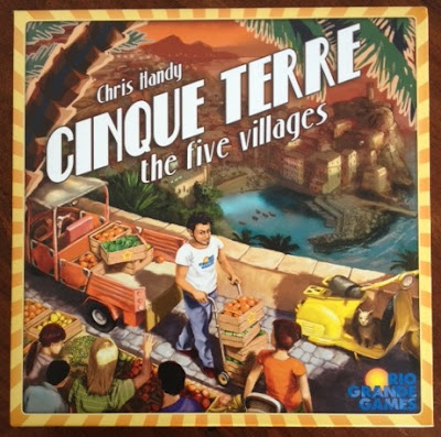 Cinque Terre board game review