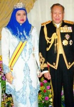 Yang Di Pertuan Agong dan Raja Permaisuri Agong Kesebelas