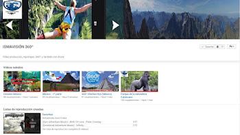 Otro canal de Youtube que tenemos