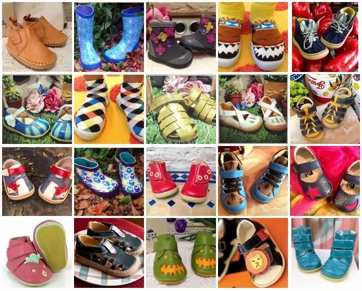 La gallina pintadita octubre 2013 - Zapatos collage ...