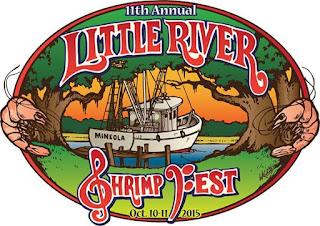Shrimp Festival, Activities, Live Musical Entertainment