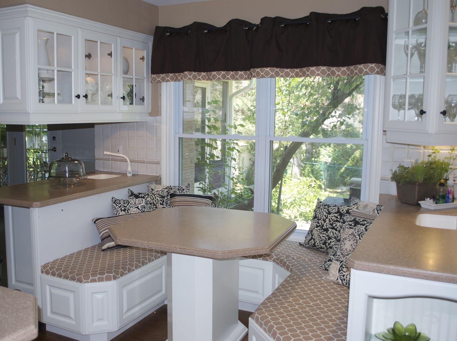My House. My Canvas.: DIY Kitchen Banquette