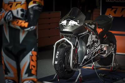 Persiapan Mantap KTM Jelang Tampil Di MotoGP