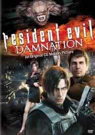 فيلم Resident Evil Damnation رعب