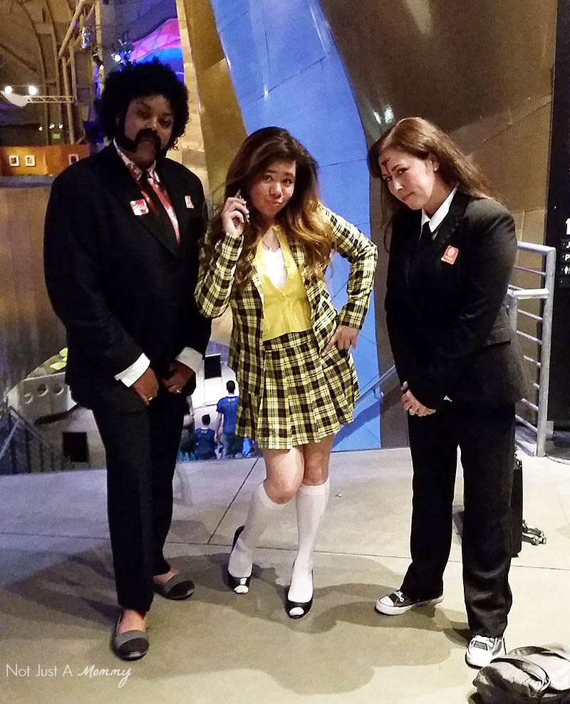 90's Fashionably Undead Prom At Seattle's EMP; Clueless