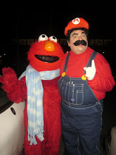 Hey Luigi. Who loves Elmo?
