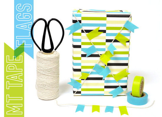 une banderole de washi tape pour d corer vos bo tes cadeaux selfpackaging blog. Black Bedroom Furniture Sets. Home Design Ideas