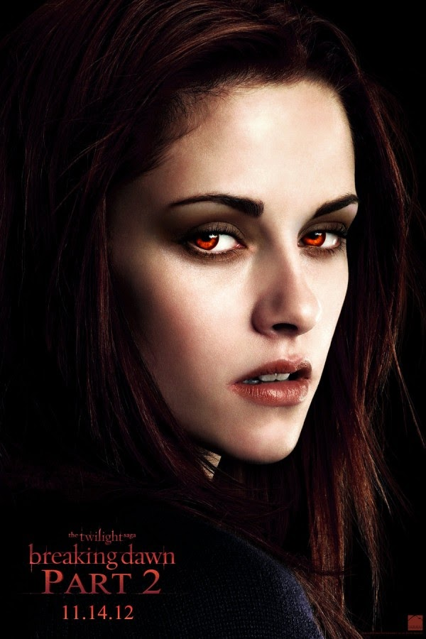 Bella - Breaking Dawn Part 2 Poster