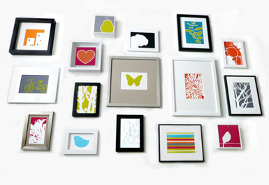 Popular  The Loft Collection via Modern Art Every Day