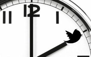 Tweriod nos dice la mejor hora para twittear.