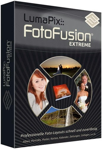 LumaPix FotoFusion 5.4 Download Free PC Full