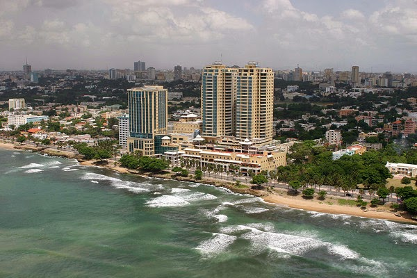 Malecon Santo Domingo