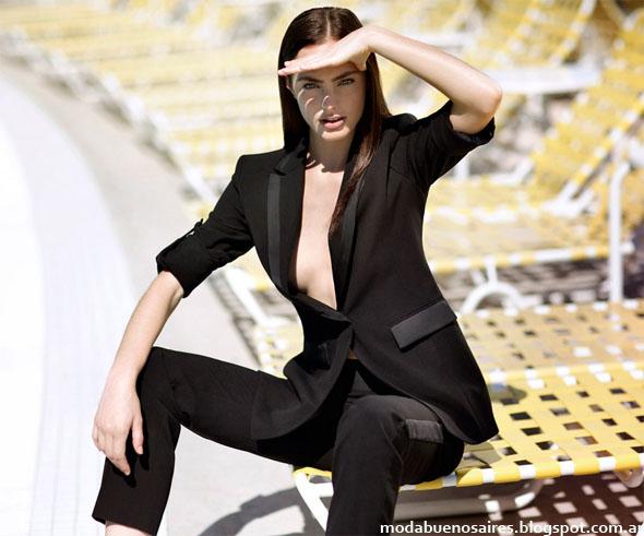 Paula Cahen D'anvers primavera verano 2013. Indumentaria femenina.