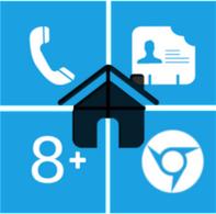Home8+ like Windows 8 Launcher v3.7 APK