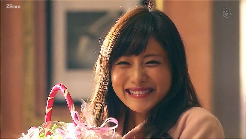 "Sexy Fun with Ishihara Satomi in ""Shitsuren Chocolatier ..."