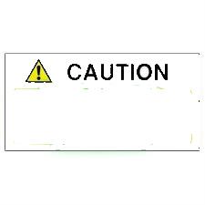 Giving Warning